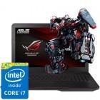 ASUS 15.6'' ROG G551JM, FHD, Procesor Intel® Core™ i7-4710HQ 2.5GHz Haswell, 8GB, 1TB + 24GB SSD, GeForce GTX 860M 4GB, Black