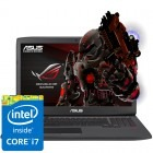 "ASUS 17.3"" ROG G751JM, FHD, Intel® Core™ i7-4710HQ (6M Cache, up to 3.50 GHz), 8GB, 1TB, GeForce GTX 860M 2GB, Black"