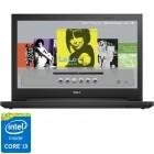 Notebook / Laptop DELL 15.6'' Inspiron 3542 (seria 3000), HD, Procesor Intel® Core™ i3-4005U 1.7GHz, 4GB, 500GB, GeForce 820M 2GB, Linux, Black, 3Yr CIS