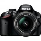 Nikon D3200 negru + obiectiv AF-S DX NIKKOR 18-55mm f/3.5-5.6G ED II