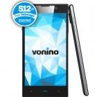 Smartphone Vonino Jax QS Dual Sim Black