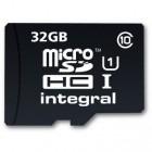 Integral Micro SDHC Ultima Pro 32GB Clasa 10 UHS-I U1 - desigilat