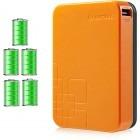 Baterie externa Noontec Giant 15000 mAh Orange