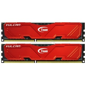Memorie TeamGroup Vulcan Red 16GB DDR3 1866MHz CL10