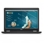 DELL 15.6'' Latitude E5550 (seria 5000), HD, Procesor Intel® Core™ i3-5010U 2.1GHz Broadwell, 4GB, 1TB, GMA HD 5500, FingerPrint Reader, Linux, Black, no ODD, backlit