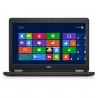 Notebook / Laptop DELL 15.6'' Latitude E5550 (seria 5000), FHD, Procesor Intel® Core™ i5-4310U 2GHz Haswell, 8GB, 128GB SSD, GMA HD 4400, FingerPrint Reader, Win 8.1 Pro, Black