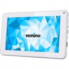 Tableta Vonino Orin QS, 7 inch IPS MultiTouch, Cortex A7 1.3 GHz Quad-Core, 1GB RAM, 8GB flash, Wi-Fi, Bluetooth, GPS, Android 4.4, white