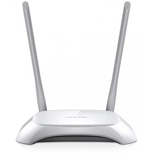 Router wireless TP-LINK TL-WR840N, Antene Externe