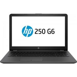 "Notebook / Laptop HP 15.6"" 250 G6, HD, Procesor Intel® Celeron® N3060 (2M Cache, up to 2.48 GHz), 4GB, 500GB, GMA HD 400, FreeDos, Dark Ash Silver"