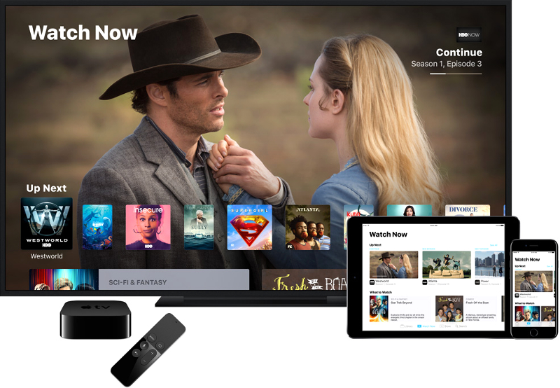 Media-player Apple TV, 4th gen, 32GB