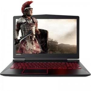 Notebook / Laptop Lenovo Gaming 15.6'' Legion Y520, FHD IPS, Procesor Intel® Core™ i5-7300HQ (6M Cache, up to 3.50 GHz), 8GB DDR4, 2TB, GeForce GTX 1060 6GB Max-Q, FreeDos, Black, Backlit, 2Yr