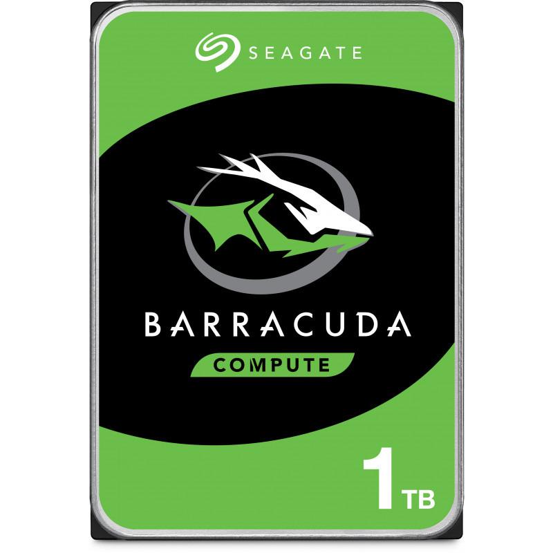 Hard disk Seagate BarraCuda 1TB SATA-III 7200RPM 64MB [1]