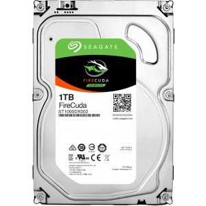Hard disk Seagate FireCuda SSHD 1TB SATA-III 7200RPM 64MB