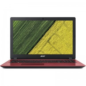 Notebook / Laptop Acer 15.6'' Aspire 3 A315-31, HD, Procesor Intel® Celeron® N3350 (2M Cache, up to 2.4 GHz), 4GB, 500GB, GMA HD 500, Linux, Red