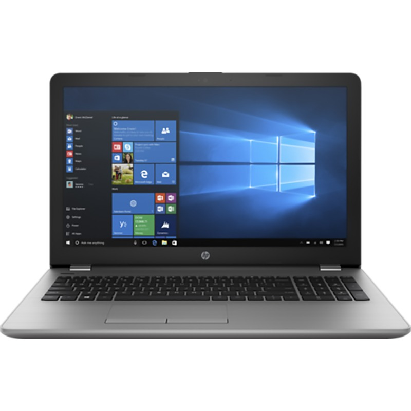"Notebook / Laptop HP 15.6"" 250 G6, FHD, Procesor Intel® Core™ i5-7200U (3M Cache, up to 3.10 GHz), 8GB DDR4, 256GB SSD, GMA HD 620, Win 10 Home, Silver"
