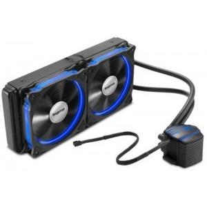 Cooler CPU Segotep Water Cooler Halo 240 Blue