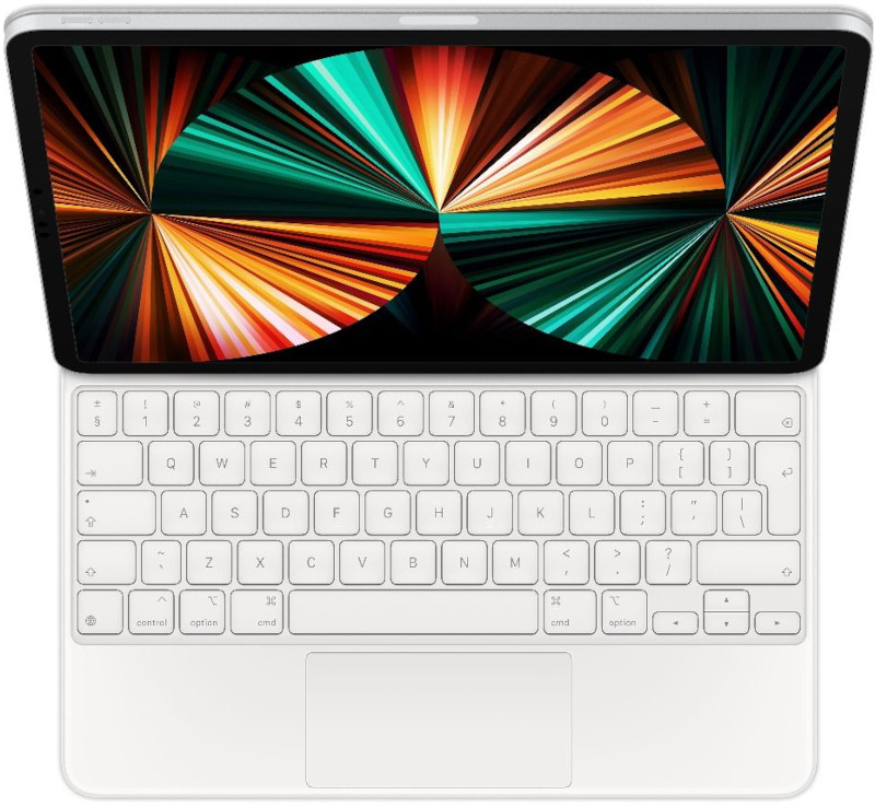Apple Magic Keyboard pentru iPad Pro 12.9-inch (5th & 4th & 3rd gen) International English White