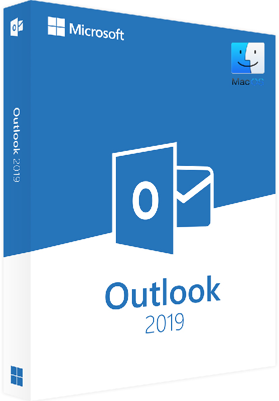 Aplicatie Microsoft Outlook 2019 pentru Mac, Engleza, OLP NL