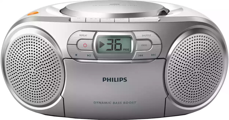 Accesoriu multimedia Philips AZ127 Microsistem audio