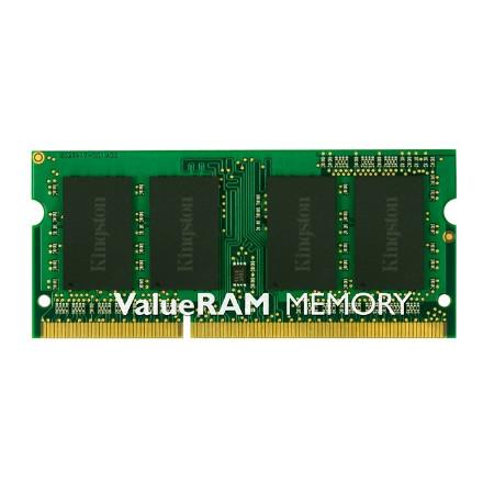 Memorie notebook Kingston ValueRAM, 4GB, DDR3, 1333MHz, CL9, 1.5v, Single Rank x8