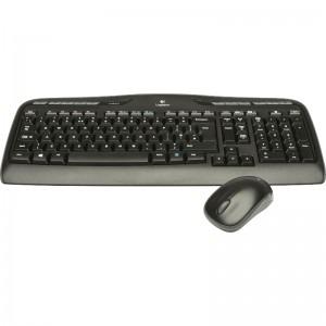 Kit tastatura + mouse Logitech Wireless Combo MK330