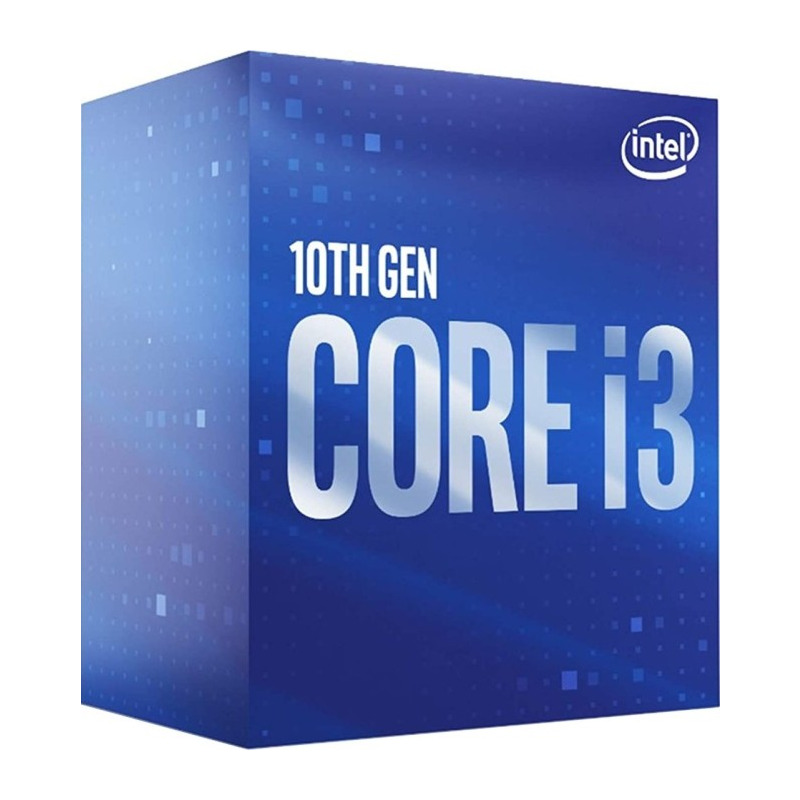 Procesor Intel Comet Lake, Core i3 10100 3.6GHz box 0