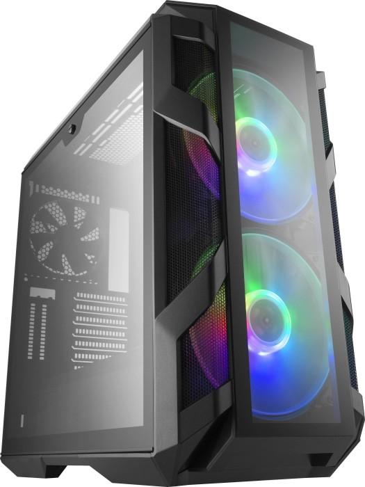 PC Gaming Ares, AMD Ryzen 9 5950X 3.4 GHz, 16 nuclee, 32GB DDR4, 2TB SSD + 250GB SSD, RTX 3090 24GB GDDR6X, Iluminare RGB, Windows 10 Home preinstalat (Game Ready)