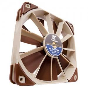 Ventilator / radiator Noctua NF-F12 PWM
