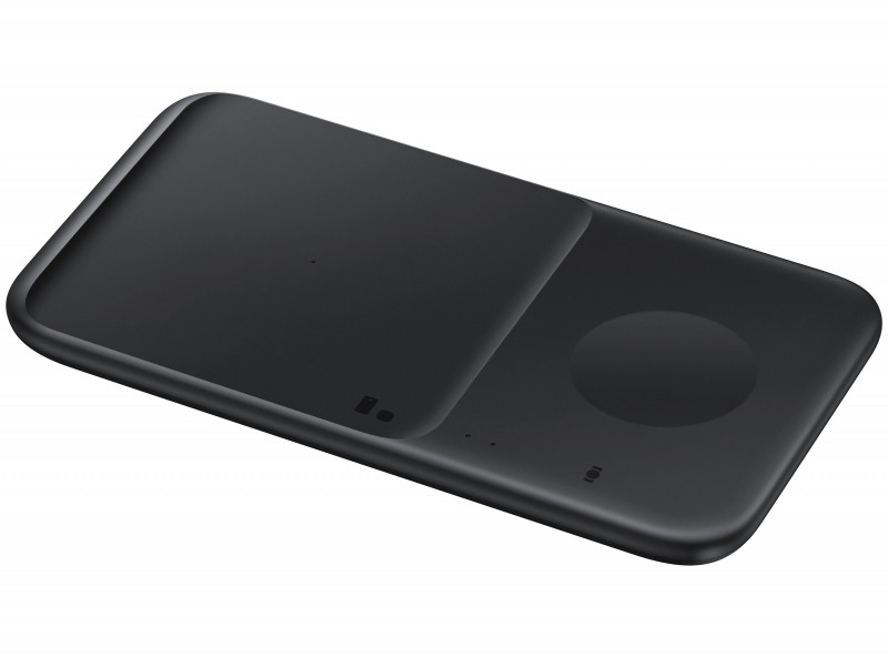 Incarcator wireless GSM Samsung EP-P4300T, Wireless Charger Duo, negru