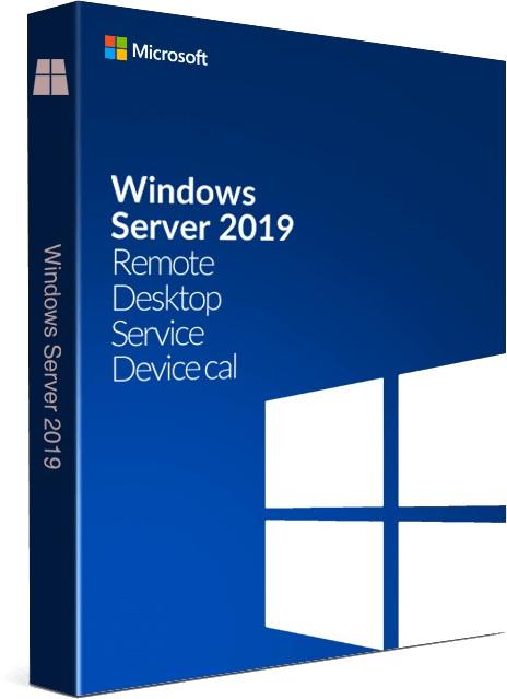 Microsoft Windows Remote Desktop Services 2019 SNGL OLP NL Qlfd