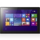 Tableta Lenovo IdeaTab Miix 3, 10.1 inch, Multitouch, Atom Z3735F 1.33GHz Quad Core, 2GB RAM, 64GB flash, Wi-Fi, Bluetooth, Win 8.1, black