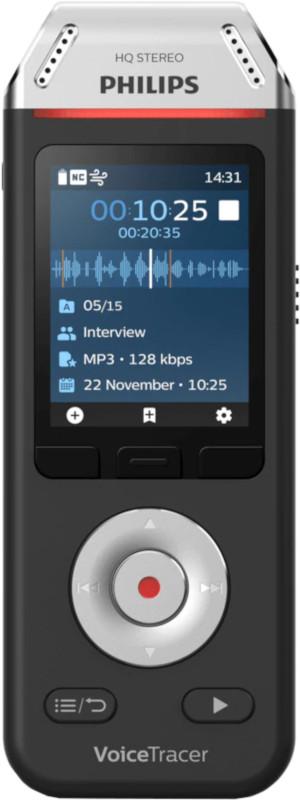 Accesoriu multimedia Philips DVT2110 Reportofon