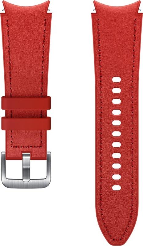 Curea Samsung Hibrid Band Classic S/M Red pentru Galaxy Watch 4/Classic