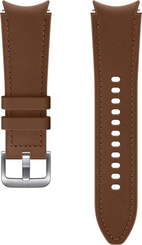 Curea Samsung Hibrid Band Classic S/M Camel pentru Galaxy Watch 4/Classic