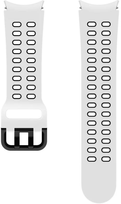 Curea Samsung Extream Sport M/L White pentru Galaxy Watch 4