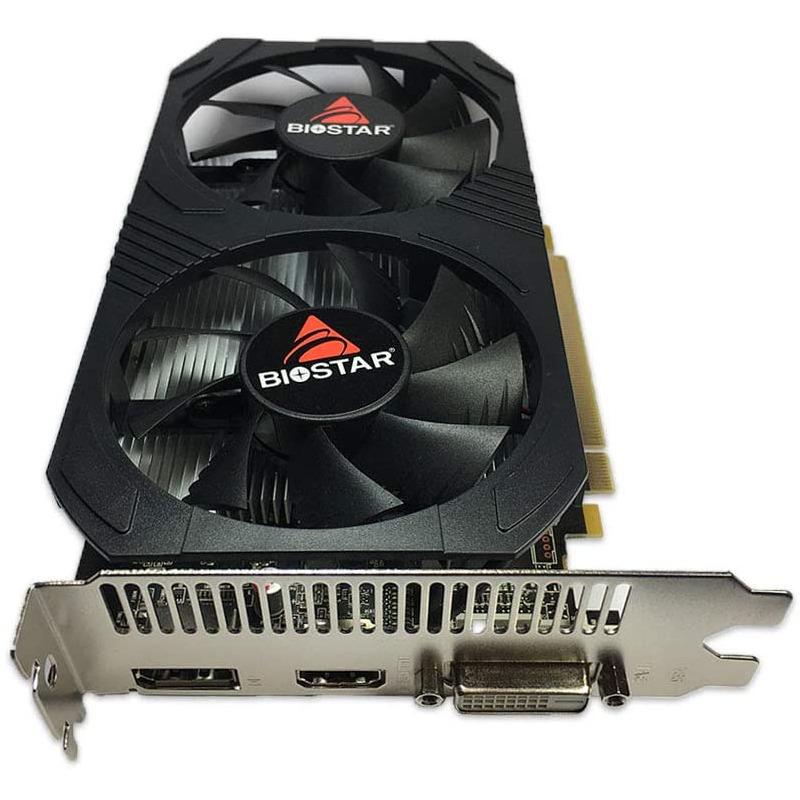 Placa video Biostar Radeon RX 560 4GB GDDR5 128-bit 1