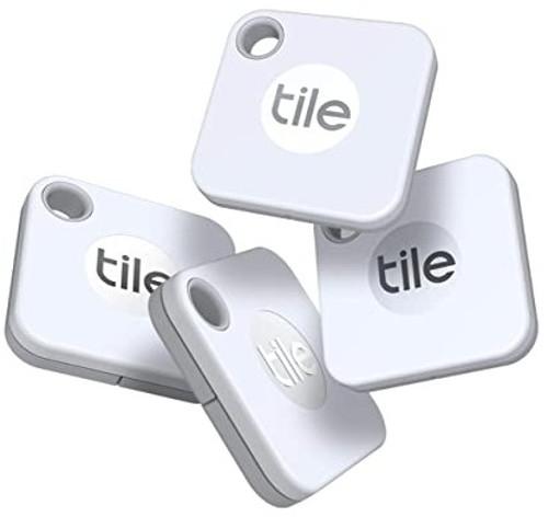 Accesoriu Tile Mate+ (2020) 4-pack