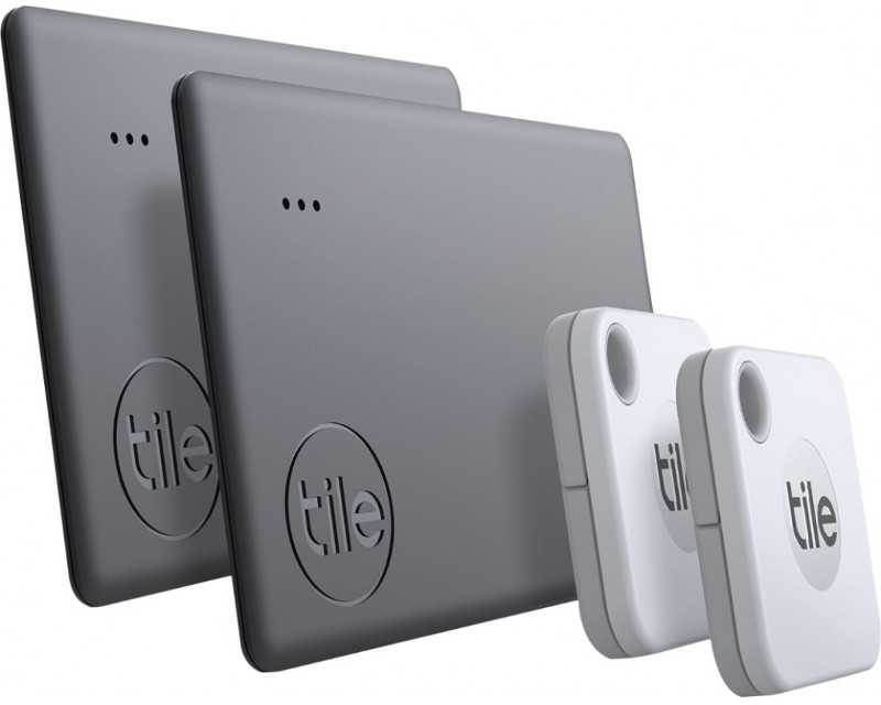 Accesoriu Tile Mate + Slim II (2020) 4-pack