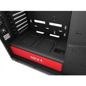 Carcasa nzxt h440 matte black pc garage for Garage ad buc