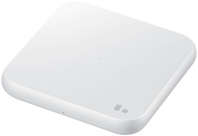 Incarcator wireless GSM Samsung EP-P1300T, Wireless Charger Single, alb + incarcator