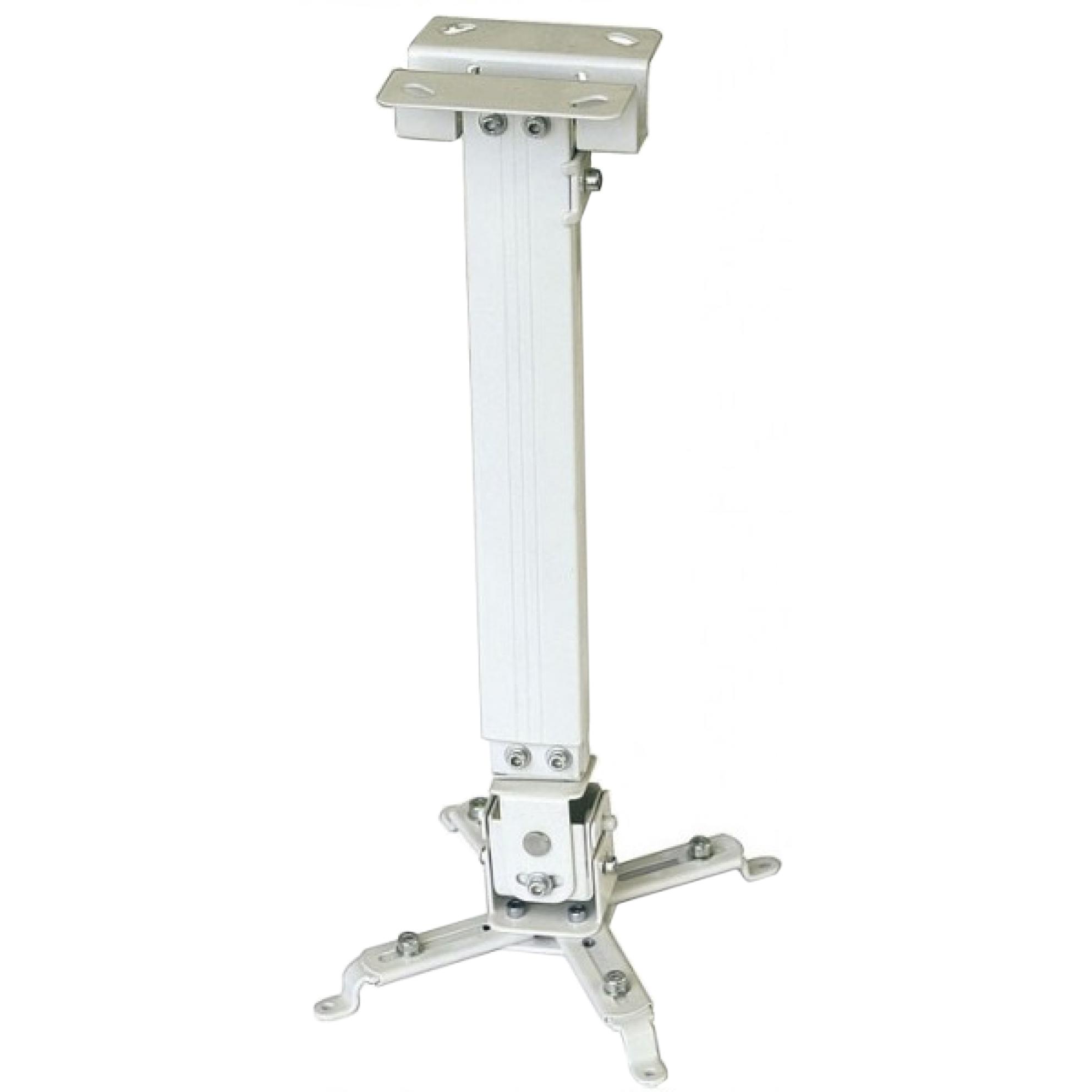 Accesoriu proiector Sopar Suport de tavan Tapa 23054 alb