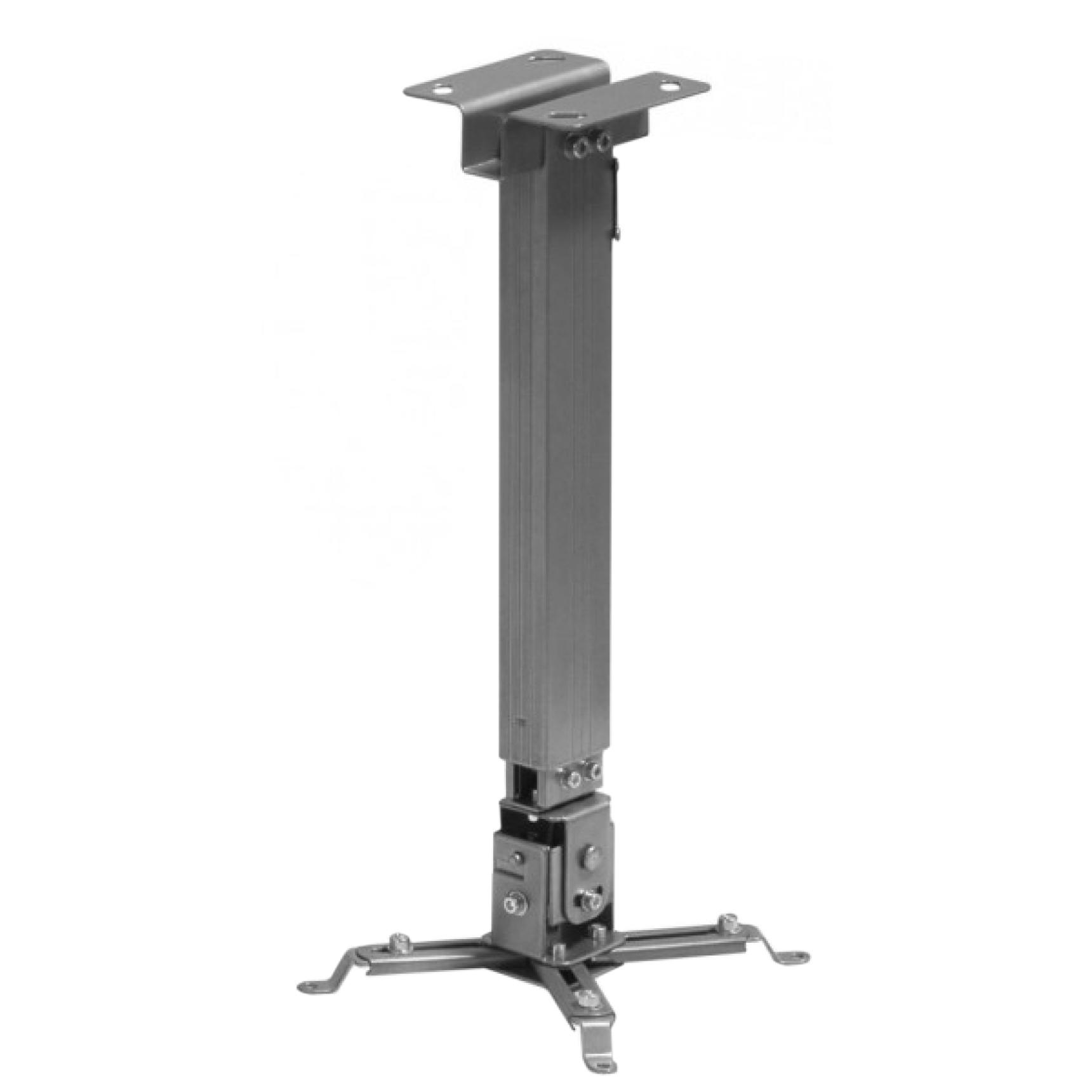 Accesoriu proiector Sopar Suport de tavan Tapa 23056 argintiu