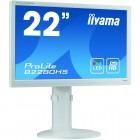 Monitor LED IIyama Prolite B2280HS-W1 21.5 inch 5 ms White