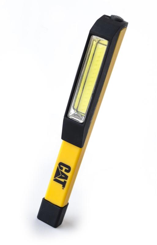 Accesoriu CAT Lanterna portabila CT1000, LED, 150 lm, ABS, Negru/Galben