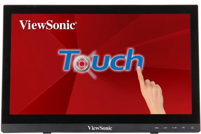 Monitor Touchscreen ViewSonic TD1630-3 Touchscreen 16 inch 12ms Negru