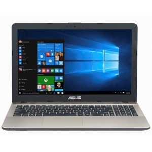 Notebook / Laptop ASUS 15.6'' X541UJ, FHD, Procesor Intel® Core™ i3-6006U (3M Cache, 2.00 GHz), 4GB DDR4, 128GB SSD, GeForce 920M 2GB, Win 10 Home, Chocolate Black, no ODD